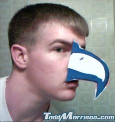 I'm the birdman